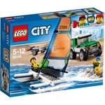 Masina 4x4 si Catamaranul 60149 Lego City 865777