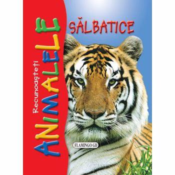 Recunoașteți animalele sălbatice. Tigru