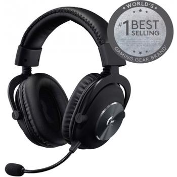 Casti Logitech G PRO X Gaming Headset, Black