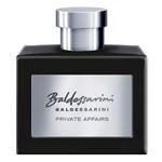 Hugo Boss BALDESSARINI PRIVATE AFFAIRS EDT 90ml - Parfum de barbat