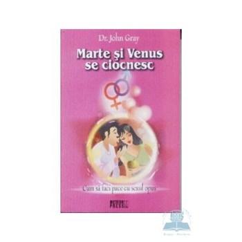 Marte si Venus se cionesc - John Gray