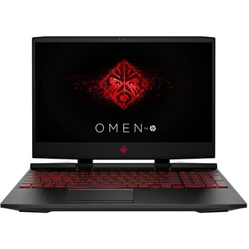 Notebook / Laptop HP Gaming 15.6'' OMEN 15-dc0008nq, FHD IPS, Intel® Core™ i5-8300H (8M Cache, up to 4.00 GHz), 8GB DDR4, 256GB SSD, GeForce GTX 1050 Ti 4GB, FreeDos, Shadow Black