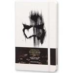 Moleskine Star Wars, Agendă, Episode VII Stormtrooper : Ediție Limitată, Large, Ruled, White (Moleskine Limited Edition)