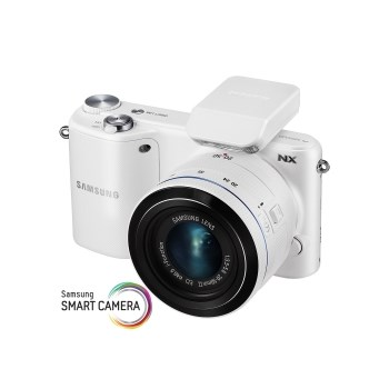 Samsung NX2000 alb kit 20-50mm f/3.5-5.6