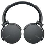 Casti SONY MDR-XB950N1B, Bluetooth, NFC, On-Ear, Microfon, Noise Cancelling, Extra BASS, negru
