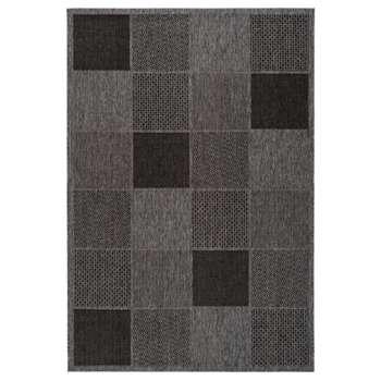 Covor Modern & Geometric Bondy, Gri, 80x230