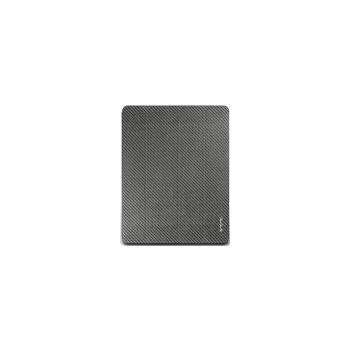 Husa Stand Navjack J012-83NJ pentru iPad 2, 3, 4 (Gri)