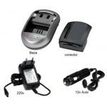 Incarcator pentru acumulatori Li-Ion tip SB-90ASL , SB-P90A , SB-P90AB , SB-P90ASL pentru Samsung ( cod AVP900 )