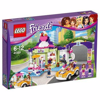 Lego Friends Frozen Yogurt Shop 41320 lg-41320