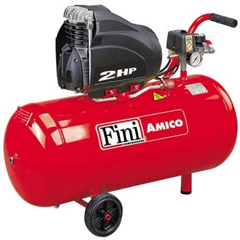 Compresor cu piston Fini AMICO 50/SF2500, 50 l, 1500 W, 8 Bar