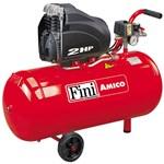Compresor aer cu ulei Fini 2cp 50l debit aer refulat 170l/min 8bar 29.3kg
