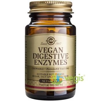 Vegan Digestive Enzymes 50tab SOLGAR