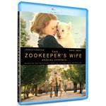Gradina Sperantei (Blu Ray Disc) / The Zookeeper's Wife