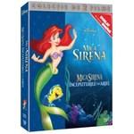 Pachet Mica Sirena - Mica sirena / Mica sirena: Inceputurile lui Ariel