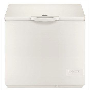 Lada frigorifica Zanussi ZFC26400WA 260L A+ Alb zfc26400wa