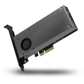 Adaptor AXAGON Active cooler PCI-E 3.0 4x DUAL M.2 SSD pcem2-dc