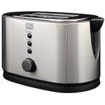 Prajitor de paine Star-Light TS-800W, 800 W, 2 felii, Grad de rumenire ajustabil, Functie dezghetare (Inox)