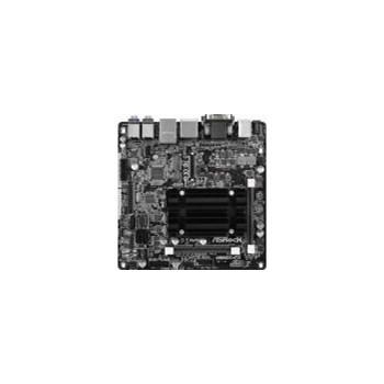 Placa de baza ASRock Q1900DC-ITX, J1900 (2 GHz), Dual, DDR3L-1333, SATA3, HDMI, DVI, D-Sub, mITX