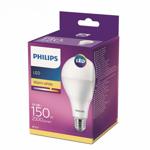 Bec LED Philips 150W A80 E27 WW 230V FR ND 1BC/6