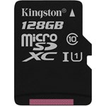 Micro Secure Digital Card Kingston, 128GB, Clasa 10