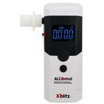 Alcooltest profesional Xblitz Alcontrol  afisaj digital  5 rezerve  senzor Platina