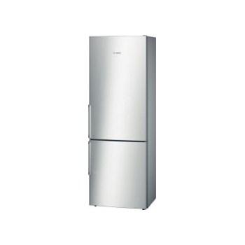 Combina frigorifica Bosch KGE49BI40, 413 l, Low Frost, clasa A+++, inaltime 201 cm, inox