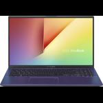 Laptop ASUS 15.6'' VivoBook 15 X512FA, Intel Core™i3-8145U , 8GB DDR4, 256GB SSD, GMA UHD 620, No OS, Peacock Blue
