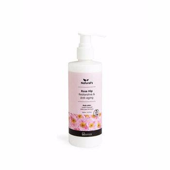 Lotiune de corp cu extract de trandafiri Natural's, 260 ml