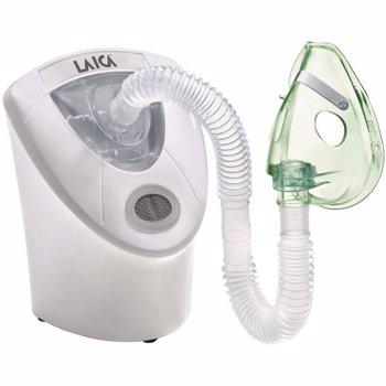 Aparat de aerosoli cu ultrasunete LAICA MD6026, 15ml, alb