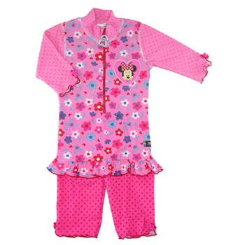 Costum de baie Minnie Mouse marime 98-104 protectie UV Swimpy
