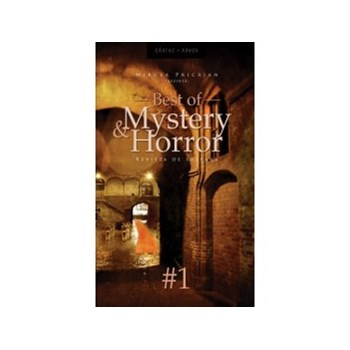 Best of Mystery & Horror #1 – Revista de suspans