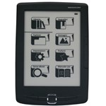 eBook Reader Mediacom SmartBook 617 Black m-sb617