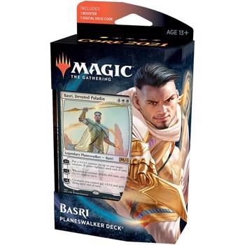 Magic the Gathering Core Set 2021 Planeswalker Deck Basri