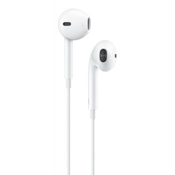 Casti handsfree Apple EarPods MD827ZM/A, albe