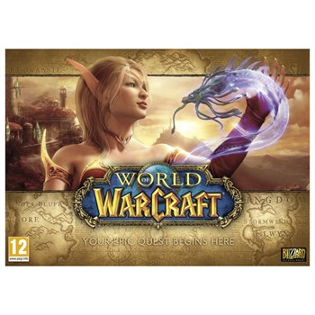 World of Warcraft PC (include WoW + 5 Expansion Packs)