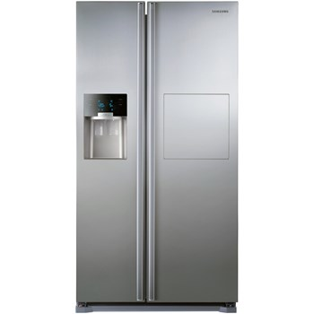 Side by side Samsung RS7577THCSP, 530 l, Clasa A+, Inox
