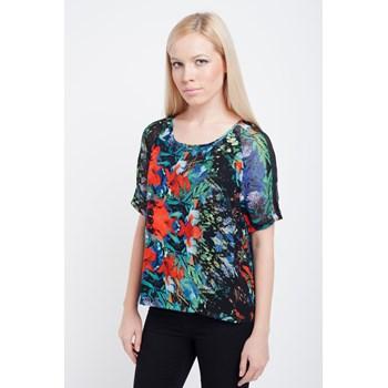 Bluza cu imprimeu floral dama Cutie London multicolora