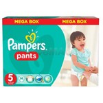 Scutece chilotel Pampers 5 Junior 12-18 kg, 96 buc