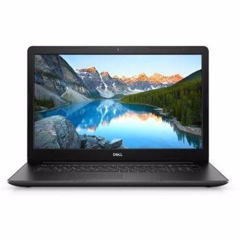 "Laptop Dell Inspiron 3793 cu procesor Intel Core i3-1005G1 pana la 3.40 GHz, 17.3"", Full HD, 4GB, 1TB HDD, Intel UHD Graphics, Ubuntu, Black"