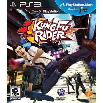 Joc Kung Fu Rider - Move Edition, pentru PlayStation 3