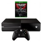 Consola Microsoft Xbox ONE 500 GB + Joc Gears of War Ultimate Edition