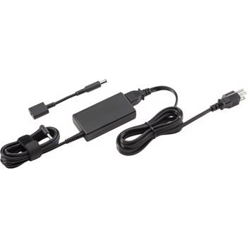 HP 45W Smart AC Adapter adaptoare și invertoare de curent De interior Negru