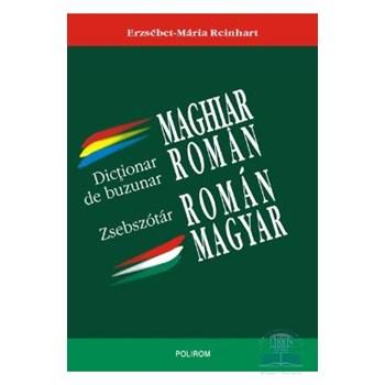 Dictionar de buzunar maghiar-roman, roman-maghiar - Erzsebet-Maria Reinhart, editura Polirom