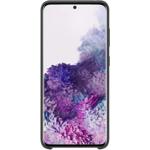 Samsung Protectie pentru spate Silicon Black pentru Galaxy S20/S20 5G