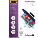 Folie de laminat Fellowes Laminating pouch 80 µ, 303x426 mm - A3, 100 pcs