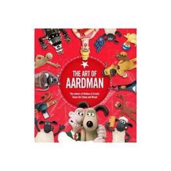 Art of Aardman, editura Simon & Schuster