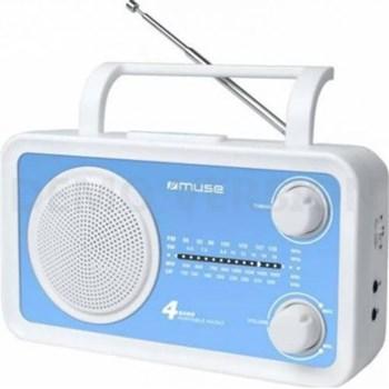 Radio Portabil Muse M-05 BL Analog mse00054