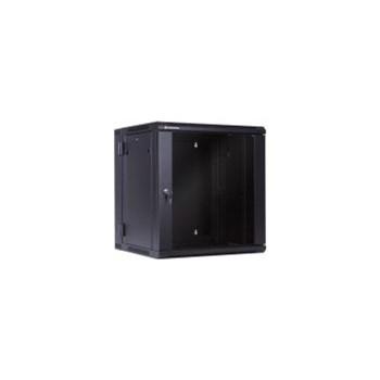 Cabinet metalic Linkbasic WCC12 12U Wall mount, 600 x 550, Glass door
