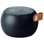 Boxa portabila Rockbox Round fabric, Bluetooth, Concrete