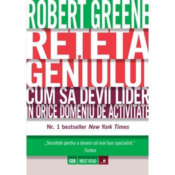 Reteta geniului - Robert Greene 978-606-33-0219-0